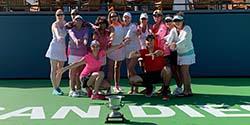 Cliff Drysdale Tennis Luxury Ladies' Retreats