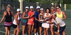 Ladies Tennis Retreat