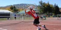 Cliff Drysdale Stratton Mountain Tennis Programs