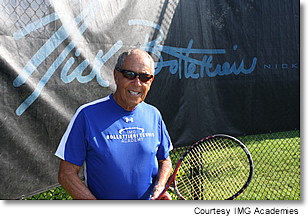 Nick Bollettieri, IMG Academy Bollettieri Tennis Program, Bradenton, Florida