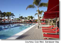 Club Med, Sandpiper, Port St. Lucie, Florida