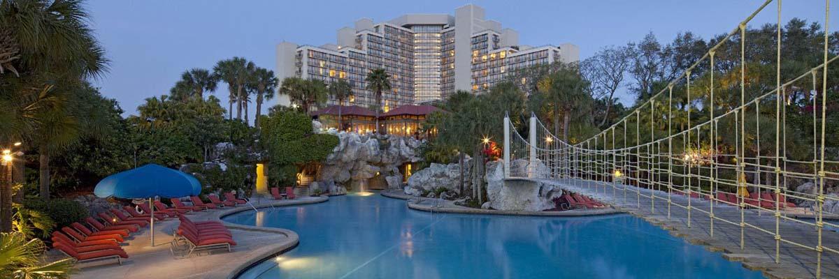 Hyatt Regency Grand Cypress, Orlando, Florida