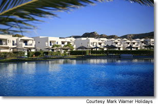 Mark Warner Holidays, Lakitira Beach Resort Kardamena, Greece
