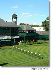 International Tennis Hall of Fame, Newport, Rhode Island