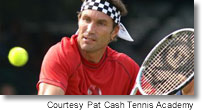 Pat Cash, Pat Cash Tennis Academy, Queensland, Australia