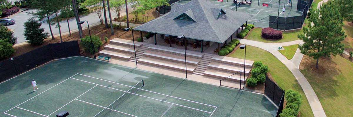 Reynolds Plantation Lake Club Tennis Center, Greensboro, South Carolina