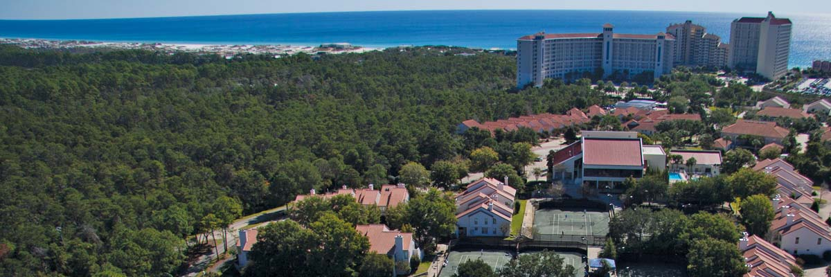 Tops'l Beach and Racquet Resort, Destin, Florida