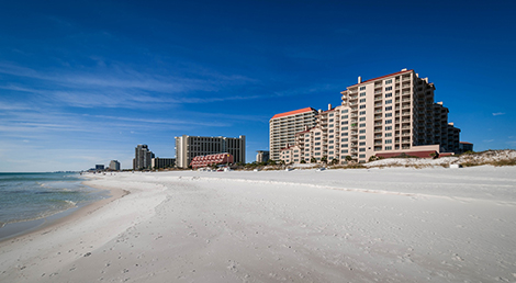 Tops'l Beach and Racquet Resort by Wyndham, Destin, Florida
