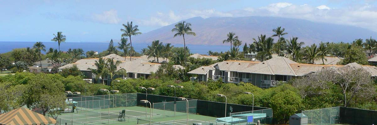 Wailea Tennis Club, Maui, Hawaii