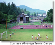 Windridge Tennis Camp at Teela-Wooket