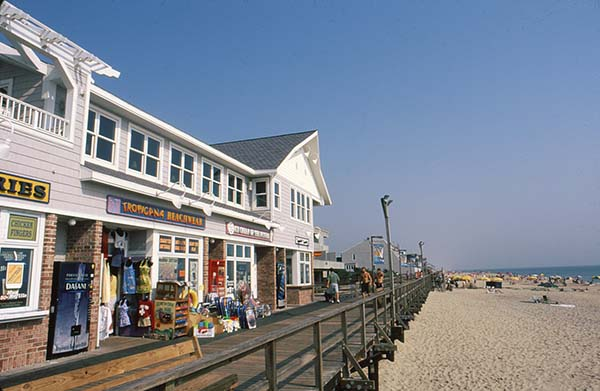 Sea Colony, Bethany Beach, Delaware