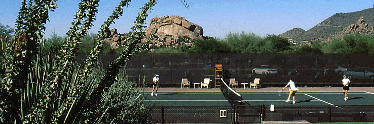 Boulders Resort & Spa, Carefree, AZ