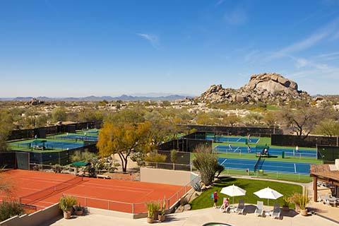 Boulders Resort & Spa, Carefree, Arizona