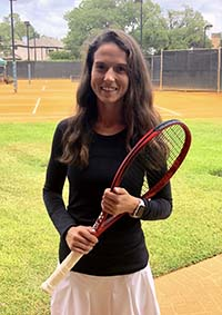 Maja Kzaimeiruk, The Bridges Vermont Resort & Tennis Club