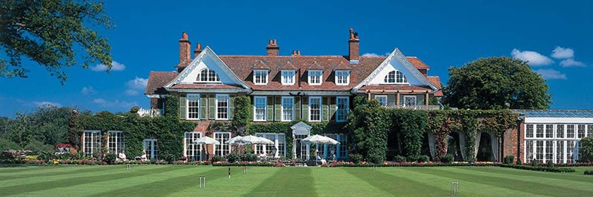 Chewton Glen Hotel & Spa, New Milton, Hampshire, England