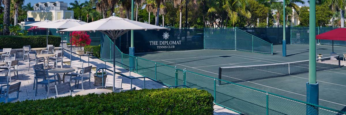 Diplomat Golf & Tennis Club