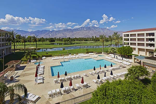 DoubleTree Golf Resort by Hilton Palm Springs, Cathedral City, Calfornia