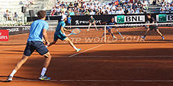 Elite Tennis Travel package to Italian Open