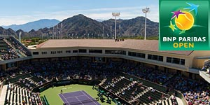Elite Tennis Travel at Indian Wells
