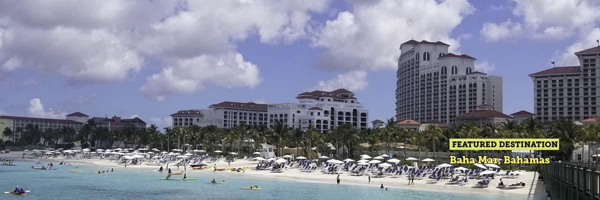 Baha Mar, Nassau, Bahamas