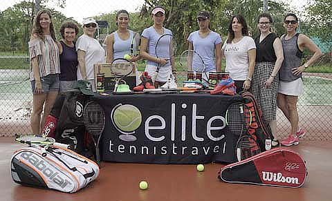Cuban National Tennis Team and Elite Tennis Travel, Havana, Cuba