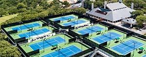 Omni Barton Creek Resort & Spa Tennis Center