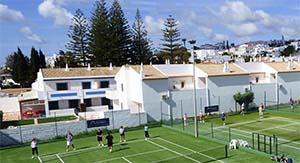 Jonathan Markson Tennis, Algarve, Portugal