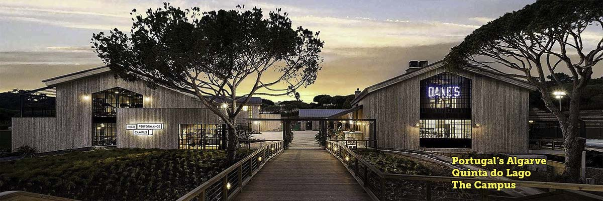 The Campus at Quinta do Lago, Almancil, Portugal