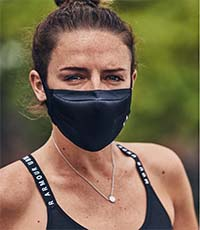 Under Armour face mask