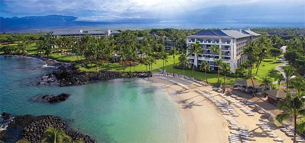 The Fairmont Orchid, Kohala Coast, Big Island, Hawaii