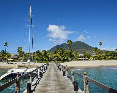 Four Seasons REsort Nevis, Nevis, West Indies