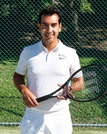 Miguel Lopez, Punta Mita Tennis Center, Riviera Nayarit, Mexico