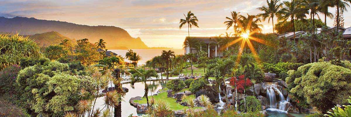 Hanalei Bay Resort, Kauai, Hawaii