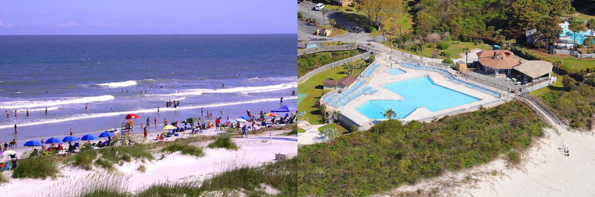 Island Beach And Tennis Resort Hilton Head South Carolina Reviews