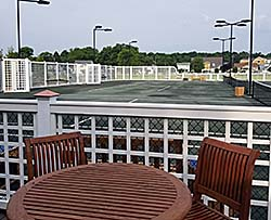 Tennis Center at Inn at Perry Cabin, St. Michaels, Maryland