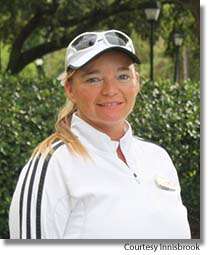 Judi Alford, Innisbrook Golf and Spa Resort, Palm Harbor, Florida