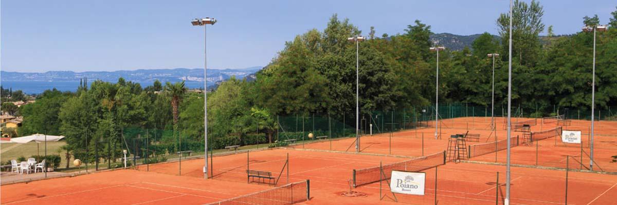 Jonathan Markson Tennis, Lake Garda, Italy