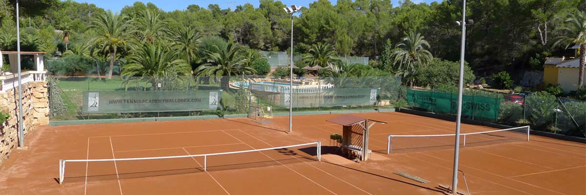 Jonathan Markson Tennis, Paguera, Mallorca, Spain