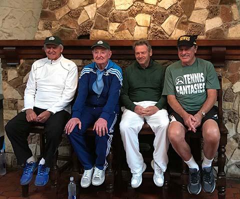 John Newcombe's Tennis legends Week
