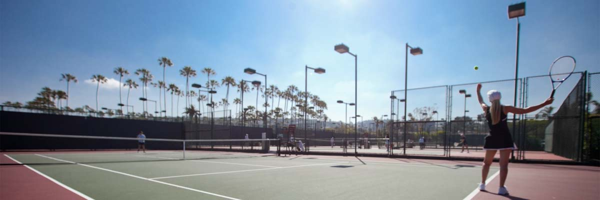 La Jolla Beach & Tennis Club, La Jolla, Calfornia