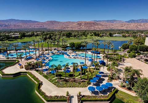JW Marriott Desert Springs Resort & Spa, Rancho Mirage, Calfornia