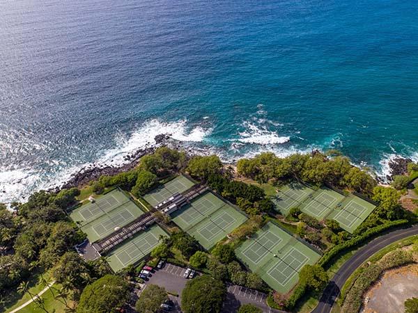 Mauna Kea Beach Hotel, Big Island, Hawaii