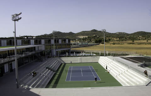 Rafa Nadal Academy by Movistar, Majorca, Spain