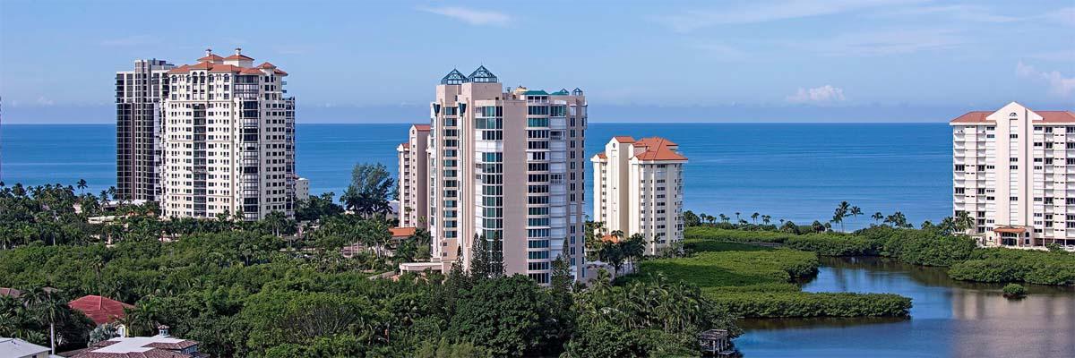 Naples Grande Beach Resort, Naples, Florida