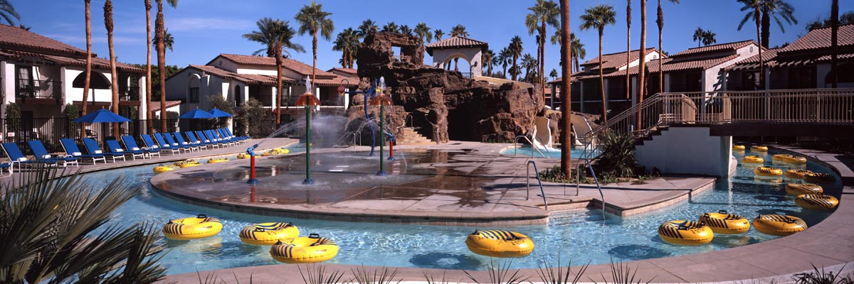 Omni Rancho Las Palmas Resort & Spa, Rancho Mirage, Calfornia
