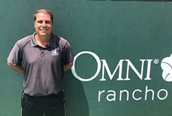 Chris Fotopoulos, Omni Rancho Las Palmas Resort, California