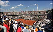 Elite Tennis Travel package to Kim Clijsters Academy and French Open