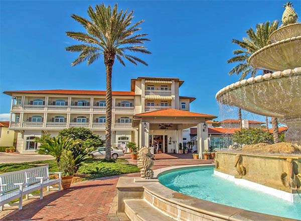 Ponte Veda Inn & Club, Ponte Vedra Beach, Florida