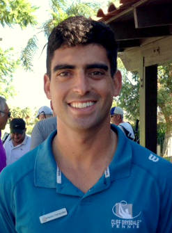 Albert Fernandez, Rancho Las Palmas Resort, California