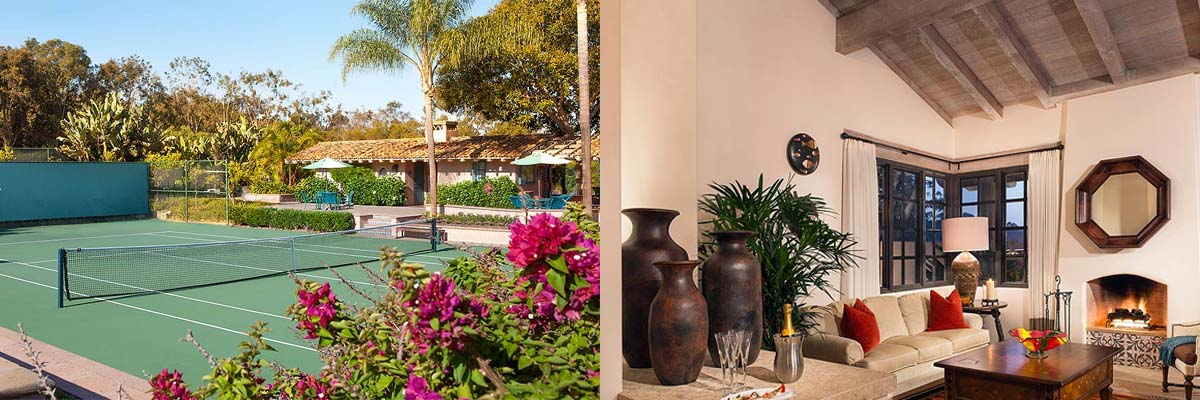 Rancho Valencia Resort & Spa, Rancho Santa Fe, California